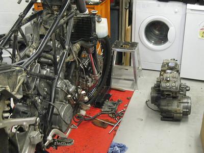 2011_05_17 Engine Build and Change US Bike