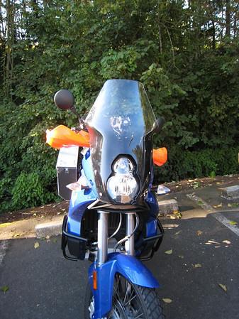 KTM 990 Windscreen