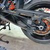 New chain and sprockets (before Un-Rally Red Lodge, MT.)