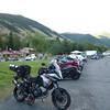 KTM 1190  July 29, 2016  Rock Creek Resort, Red Lodge, MT.