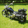U  Honda Shadow--What started the KY Rally tradition