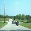 N  KY Rally V, Saturday ride, leaving Sullivans