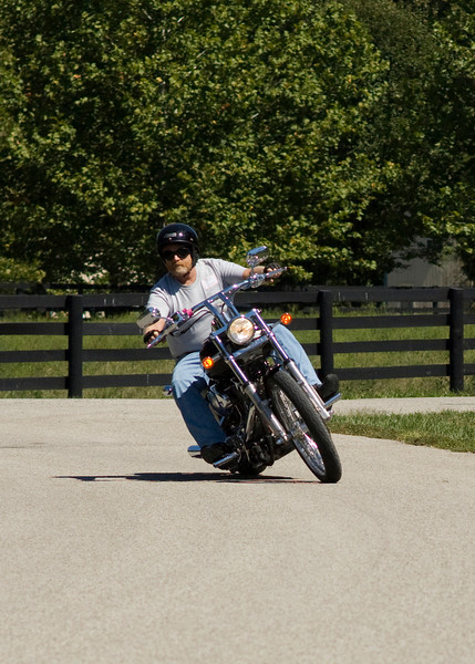 KY Rally IV, Ride departures--9-1-07
