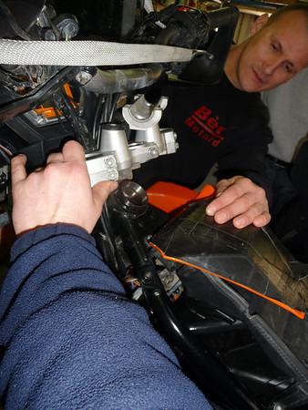 KTM Tech Day