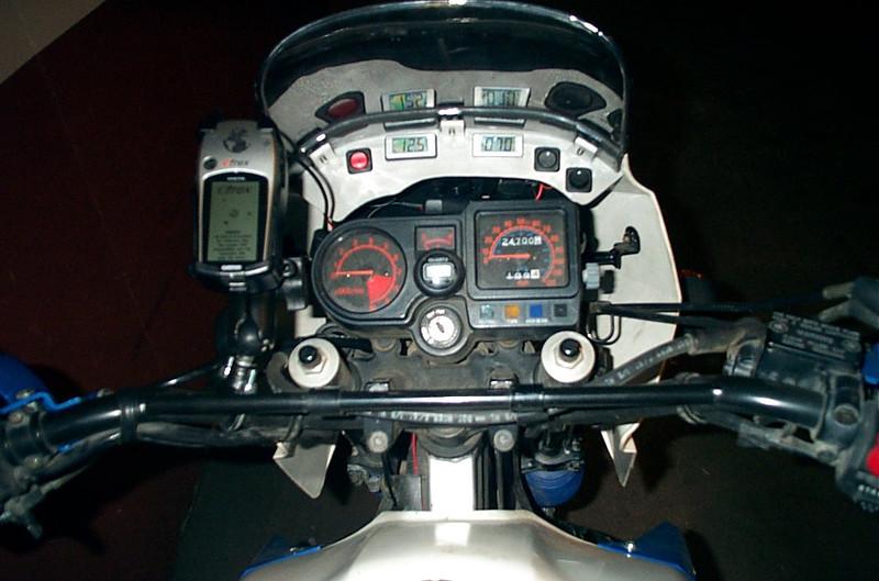 With eTrex Vista GPS