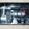 Completed mini aircompressor (inside)