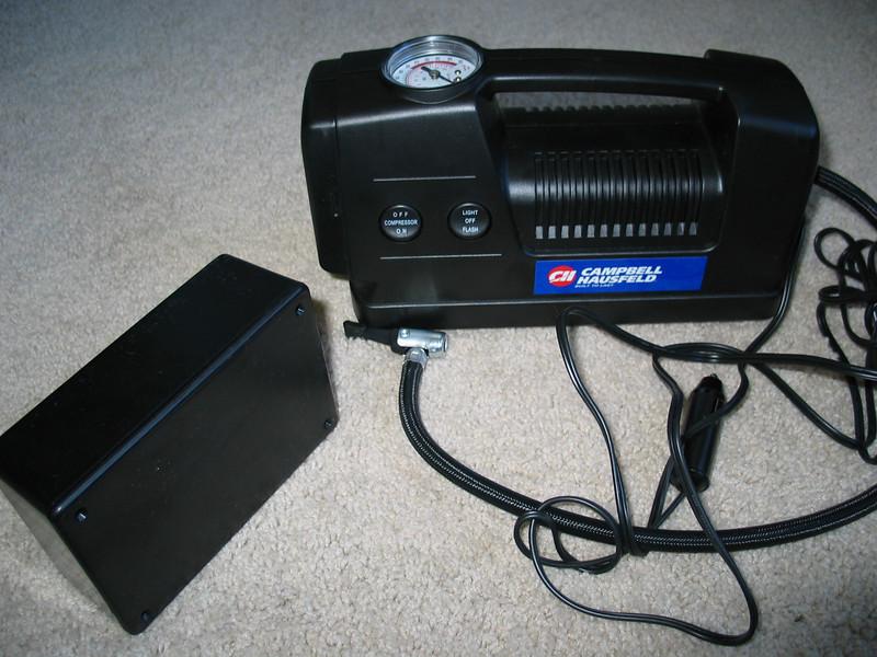 Small Radioshack box