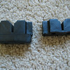 Rubber mounts