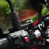 Speedy's Mirror Extenders      motowerk.com