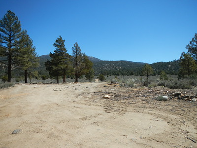 Those familiar with the campground will notice the missing trees from this shot.