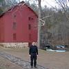 Ken at Alley Spring Mill.