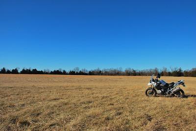 Kev Memorial Ride 2013
