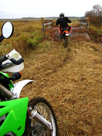 2012 Kettle Moraine Dual Sport Ride