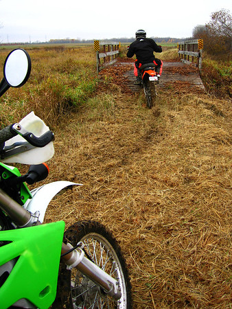 2012 Kettle Moraine Dual Sport Ride