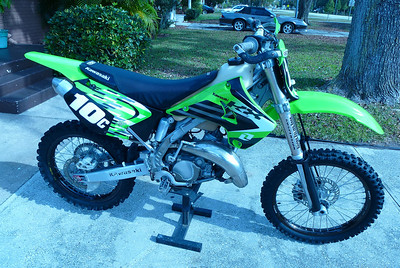 kx125 & ktm200