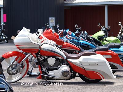 Kyle Petty Charity Ride / Lowcountry Harley N Charleston, SC 2011