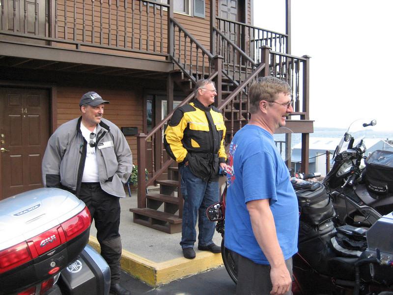 Rick, Bob and Kevin