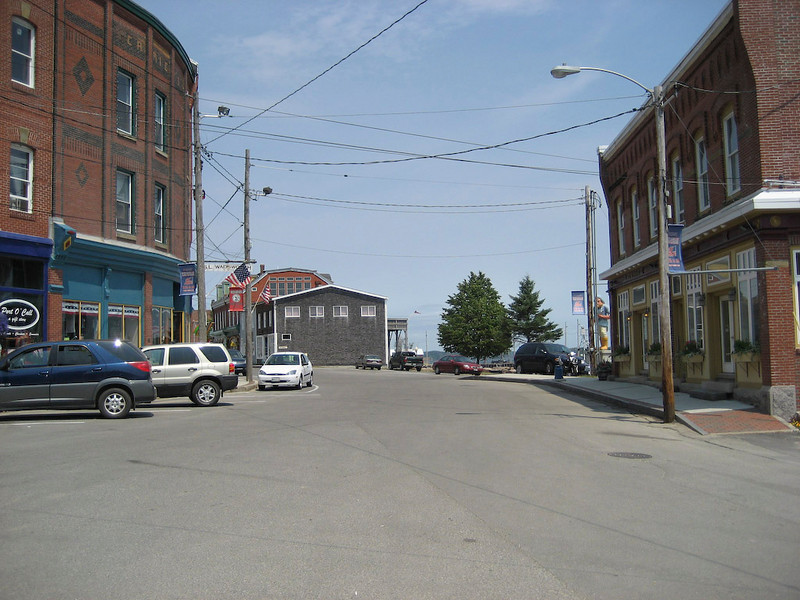 Big Town of Eastport