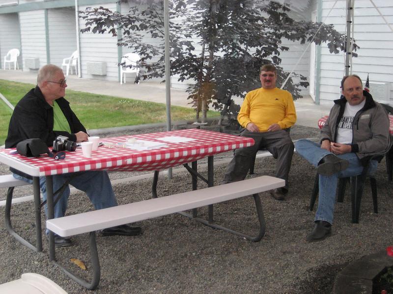 Dorsey, Kevin and Rick