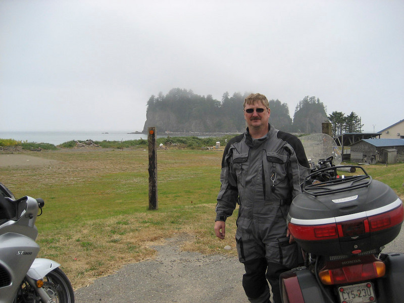 La Push - End of the road - Kevin.