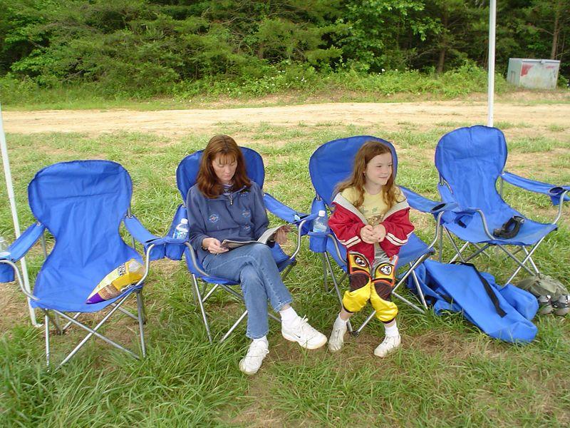 Catrina and Rachel