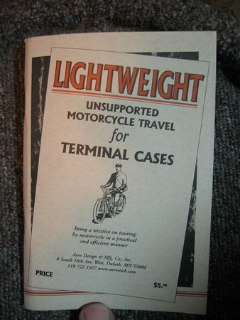 LWT Unsupported M/C Travel