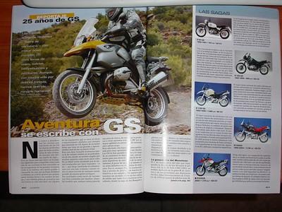 La Moto - 25 Anos de GS