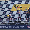 Red Bull rookie cup podium - a very exciting race
