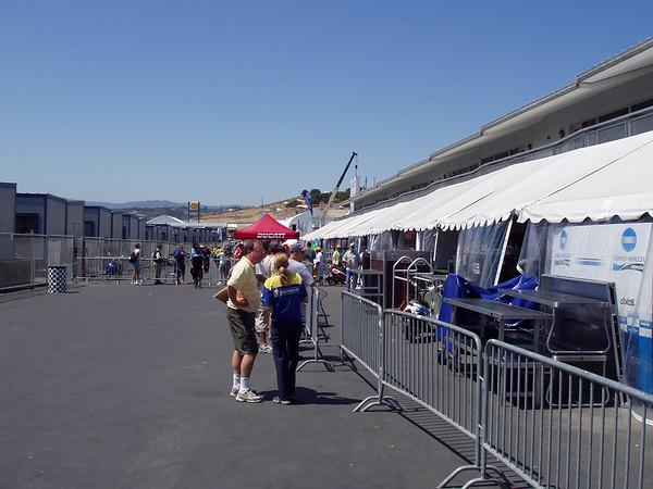 Laguna Seca MotoGP Friday