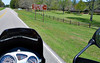 Entrance to Horseshoe Bend National Military Park, Alabama