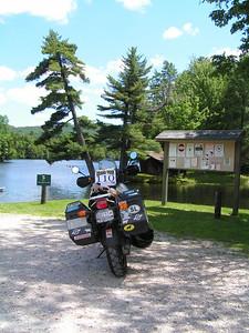 1117 Woodard Reservoir,  West Bridgewater, VT (F12), june 20, 2005, Tom Dudones #110