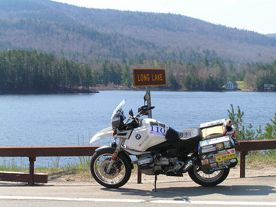 Long Lake, NT, may