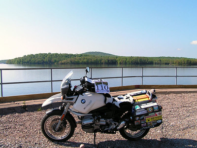 Stark Falls Reservoir, St Lawrence Co NY (94,A2) june 1,2005c, Tom Dudones #1102