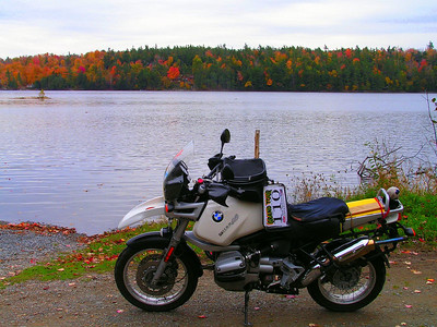 1152 Lake of the Woods, NY -  Jefferson Co (92,B1), oct 22, 2005, Tom Dudones #110