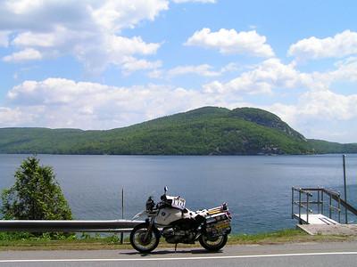 Lake George - north end, Warren Co NY (89, C6) june 7, 2005, Tom Dudones #110