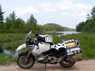Long Lake, St Lawrence Co NY, (93, C6) june 3, 2005, Tom Dudones #110