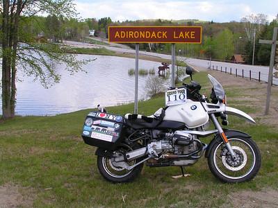 1056 Adirondack Lake, Hamilton Co NY (87, B7), may 28, 2005, Tom Dudones #110a