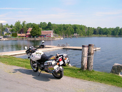 1097 Lake Champlain, Essex, NY, (97,B7), june 5, 2005c, Tom Dudones # 110