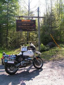 Stark Falls Reservoir, St Lawrence Co NY (94,A2) june 1,2005, Tom Dudones #110