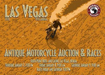 2010 Las Vegas Antique Motorcycle Auction