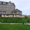 Early morning day of the show at the Ritz Half Moon Bay.....bikers still in bed, golfers and photographers up and about