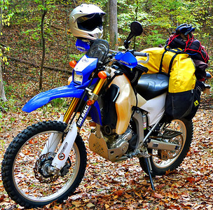 Loaded for Fall Camping
