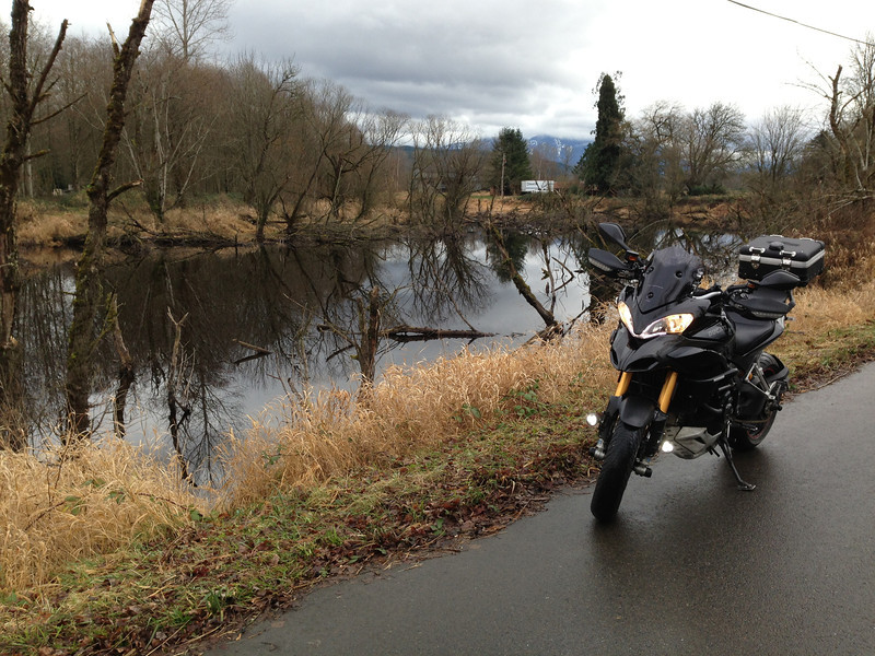West Snoqualmie River Rd SE near Tall Chief GC