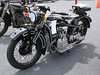 Jack Wells has a fine fleet of vintage BMW's and is a Skylands club member.  This is one of his bikes, a 1929 R11.
