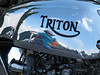 Who's that girl in the gas tank of the Triton?