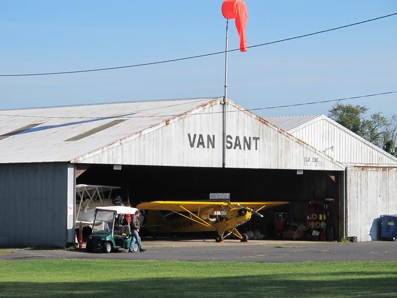 Van Sant Airport
