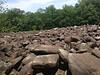 The Rock Field at Ringing Rocks Park, Upper Black Eddy, PA