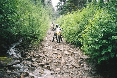 Alberta / BC Rides