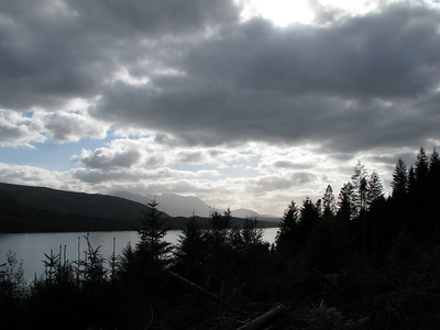Lochy and Arkaig