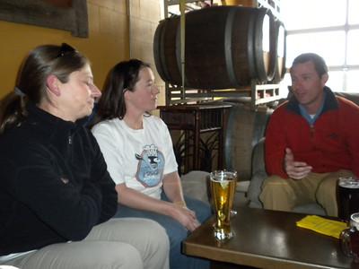 Lois visit May 2009